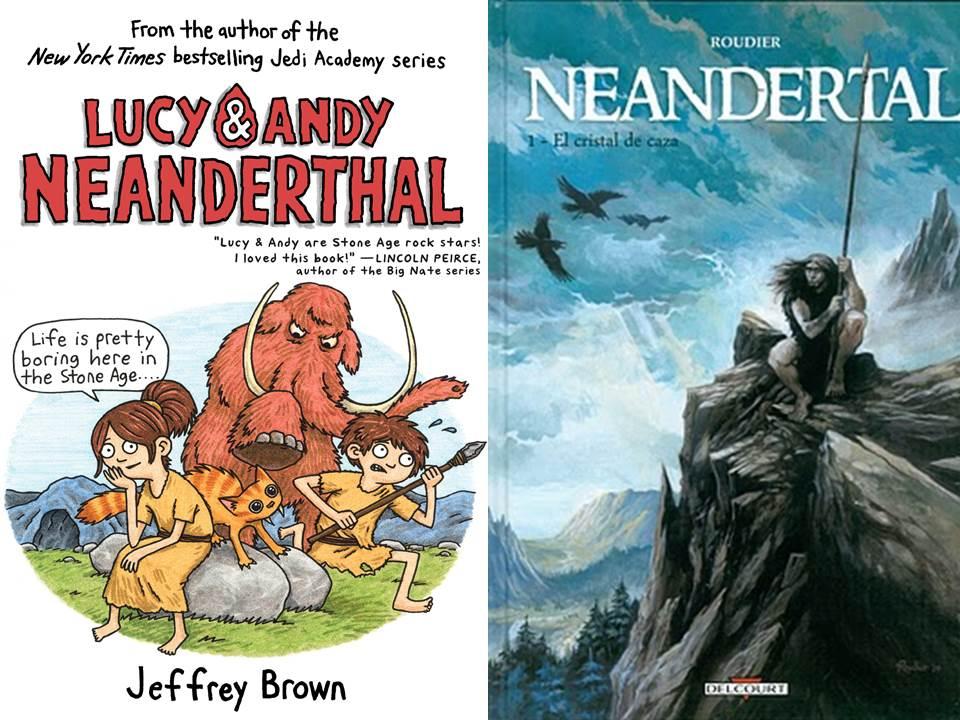Coneixent la prehistòria des dels còmics