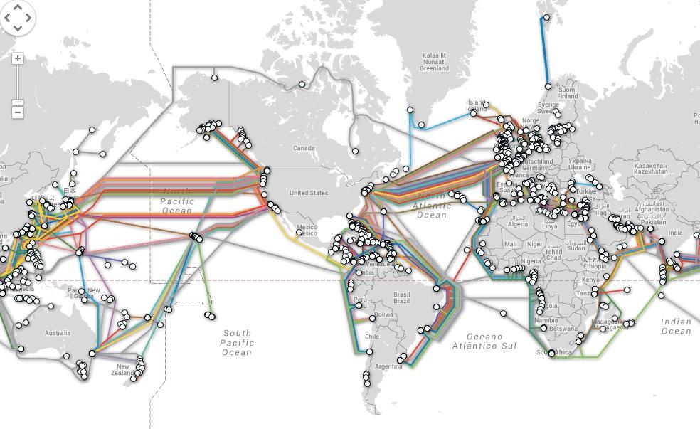 La fibra òptica, el vehicle de les teves dades