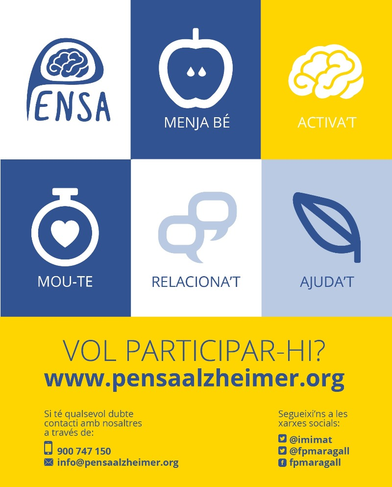 Xerrada virtual: Què és el Projecte PENSA?