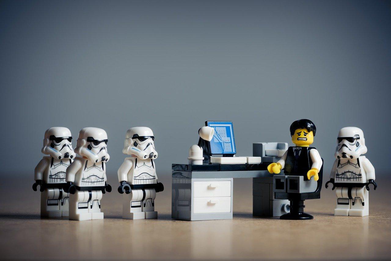Stat Wars: l'imperi de les dades II (nou!)