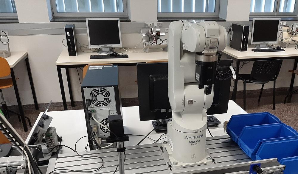 Robòtica i visió artificial a la industria