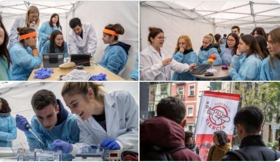 Generació ciència: Descobreix la ciència que hi ha darrera la lluita contra la COVID-19