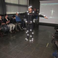 Animació 3D digital a partir del moviment d'actors (MoCap)