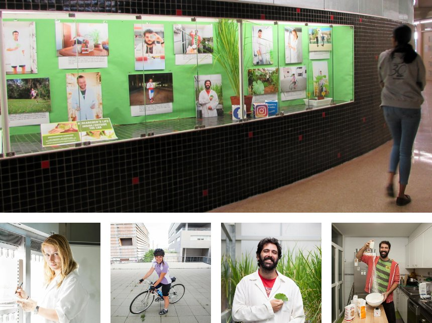 Qui investiga les plantes?