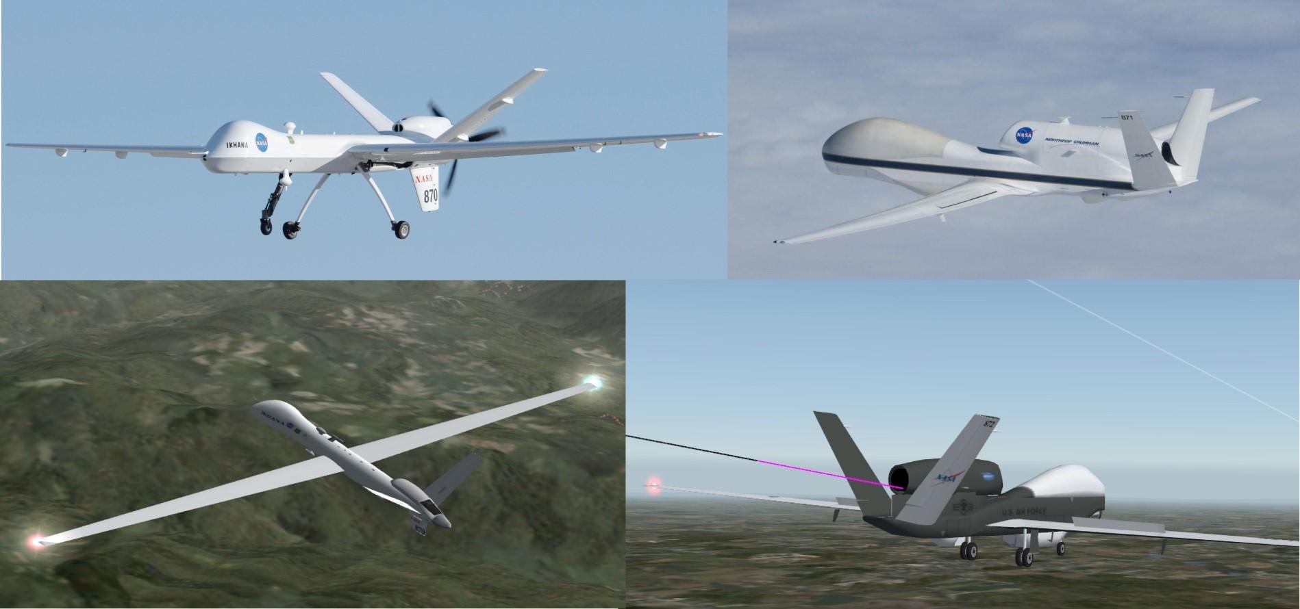Drones i vehicles aeris no tripulats: on les telecos i l'aeronàutica es troben
