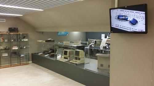 Museu de la FIB. Un recorregut per la història de la informàtica
