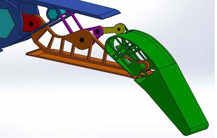 Disseny i anàlisi de mecanismes aeronàutics