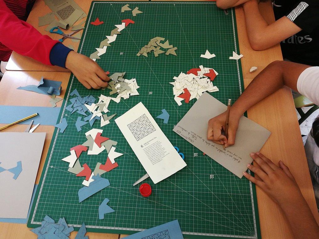 Revestiments ceràmics i matemàtiques