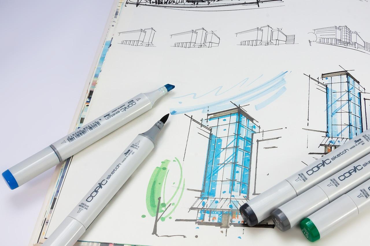 Arquitectura, una activitat plàstica