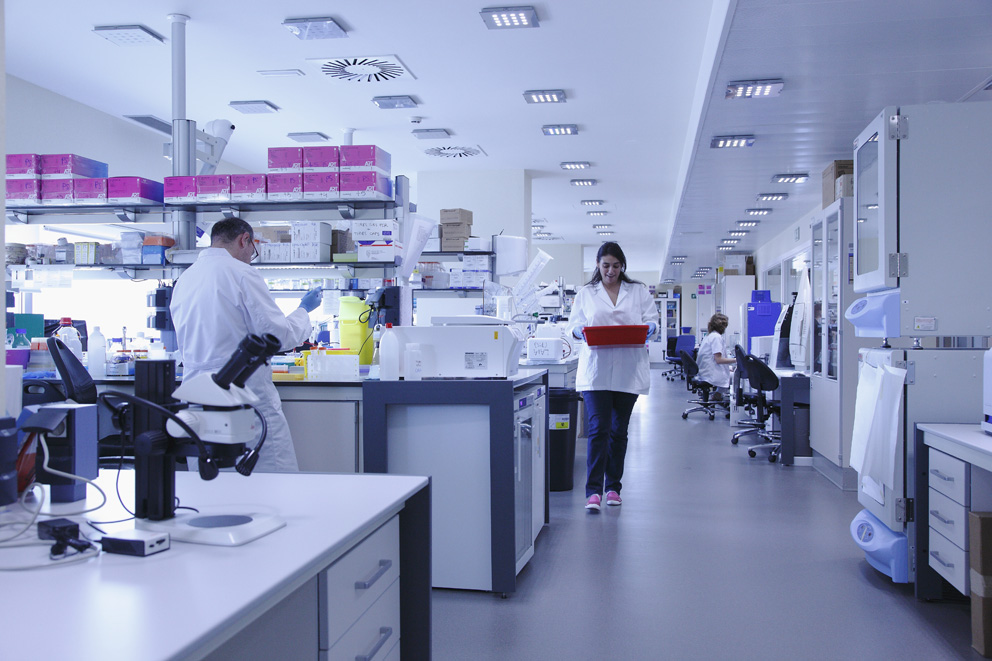 Descobreix la recerca biomèdica de l'IDIBAPS