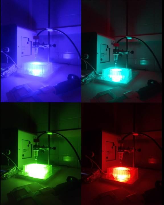 La llum com a nova eina en farmacologia