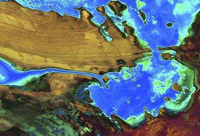 Aplicació de tecnologies de la informació Geospacial