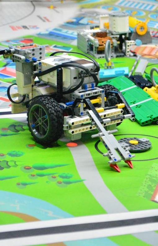 Mini-olimpíades de robòtica