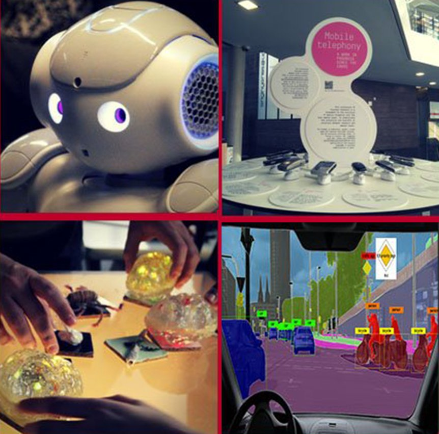 Vine a conèixer els avenços de la tecnologia en el camp de la robòtica