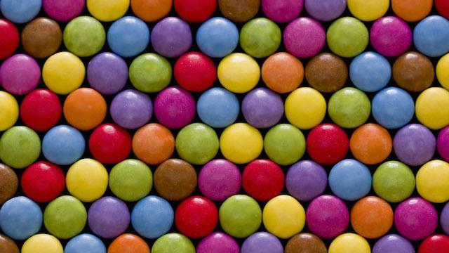 Identificació de  Colorants en caramels