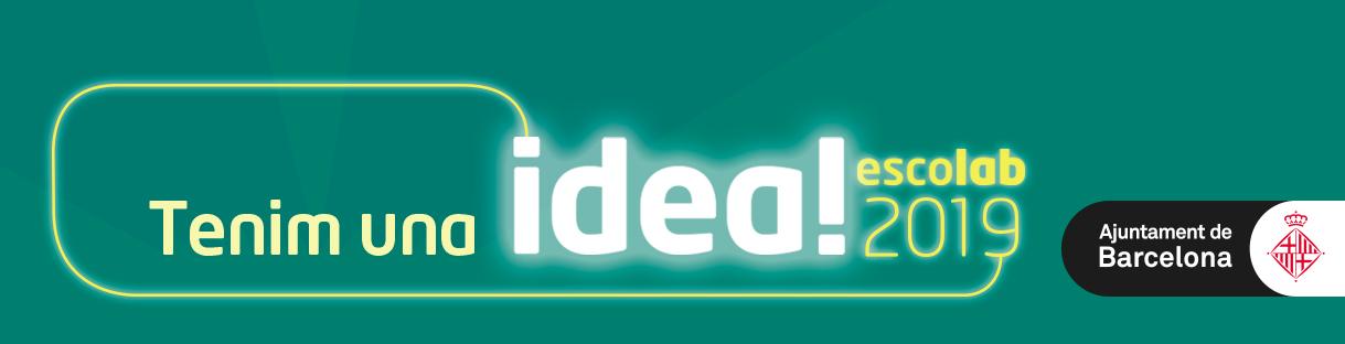 Tenim una idea! i vosaltres?